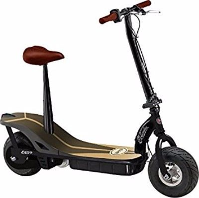 Columbia TX-450 Seated Electric Scooter Review - CBA-151001-AZ