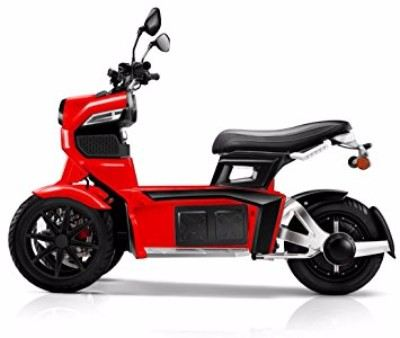 2. Doohan EV3 iTank 2.0 Wheeled Electric Scooter