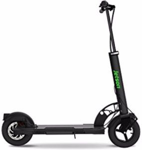 Jetson Breeze Black Folding Electric Scooter Review