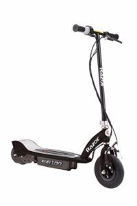 Razor E100 Black Motorized Electric Scooter Review -