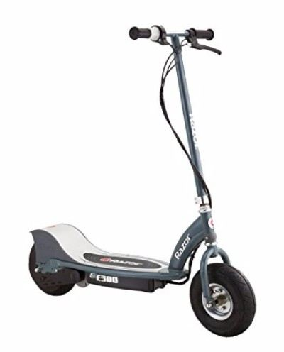 Razor E300 Gray Electric Scooter Review - 13113614