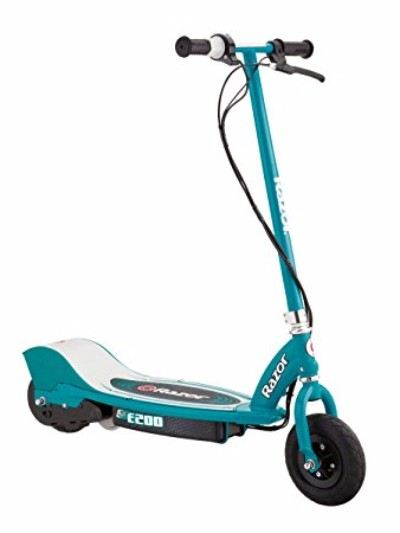 Razor E200 Electric Scooter Review - 13112445