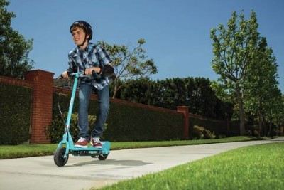 Razor E200S Kids Teal Seated Electric Scooter Review