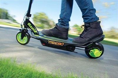 Razor E90 Power Core Boy's Electric Scooter Review