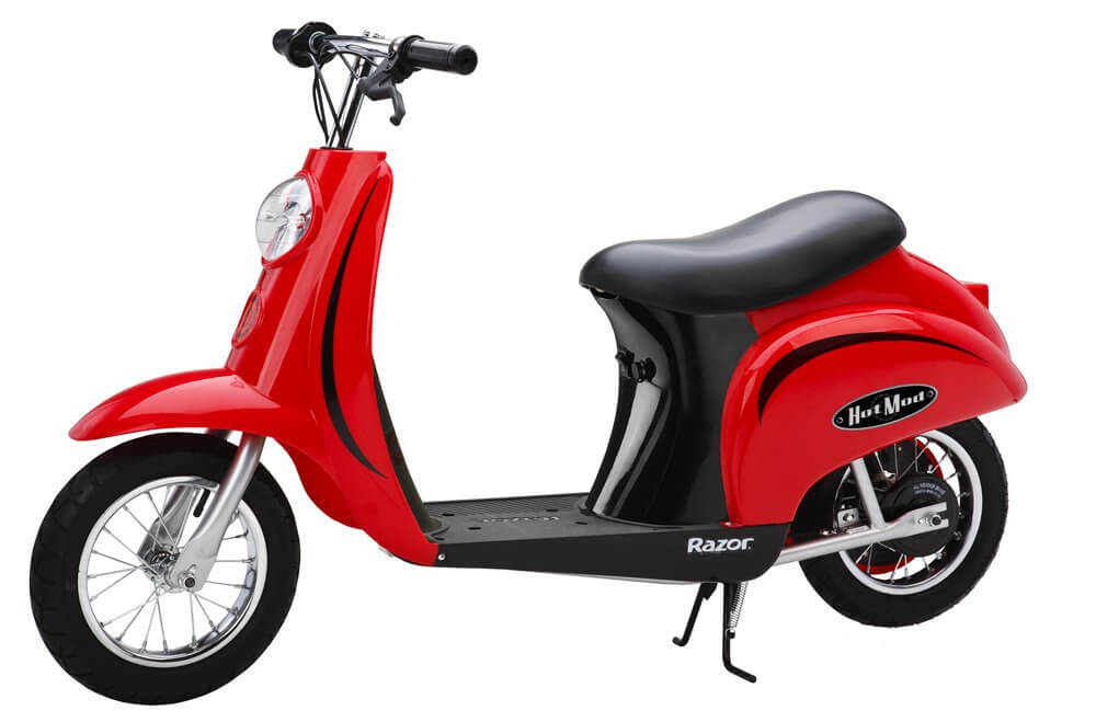 Razor Pocket Mod Miniature Euro Electric Scooter Review Image 4