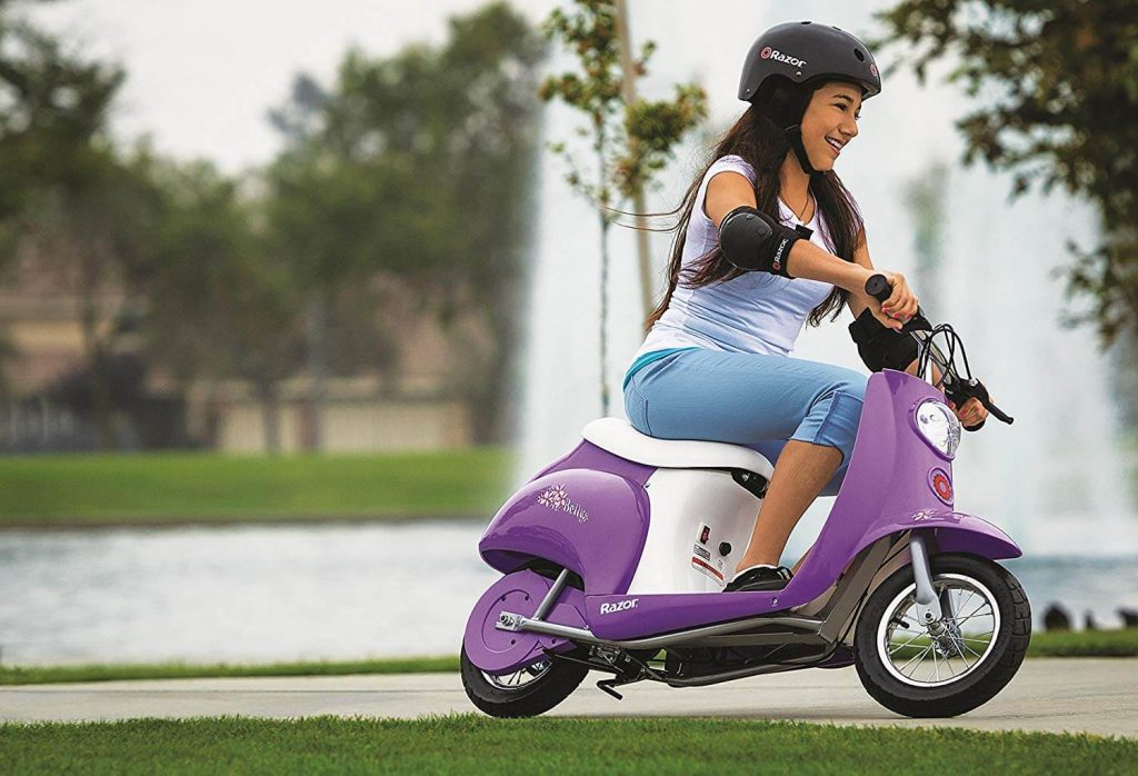 Razor Pocket Mod Miniature Euro Electric Scooter Review Image 5