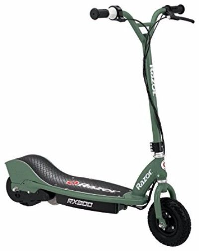 6. Razor RX200 Electric Off-Road Scooter