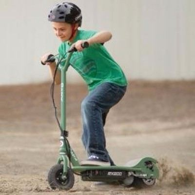 Razor RX200 Green Electric Off-Road Scooter Review