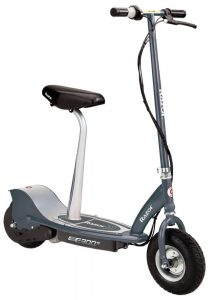 razzor e300s seated electric scooter review image 3