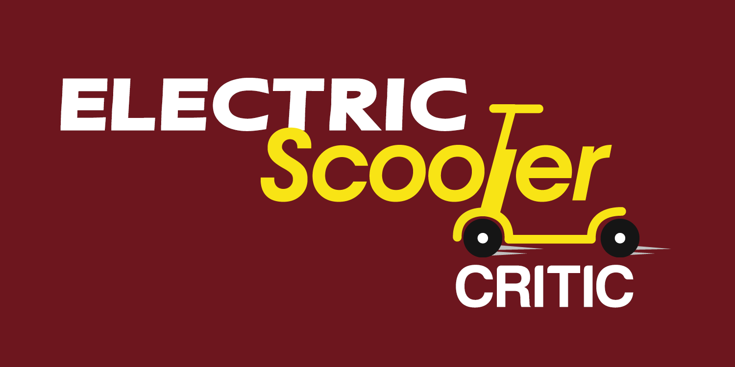 Electric Scooter Critic