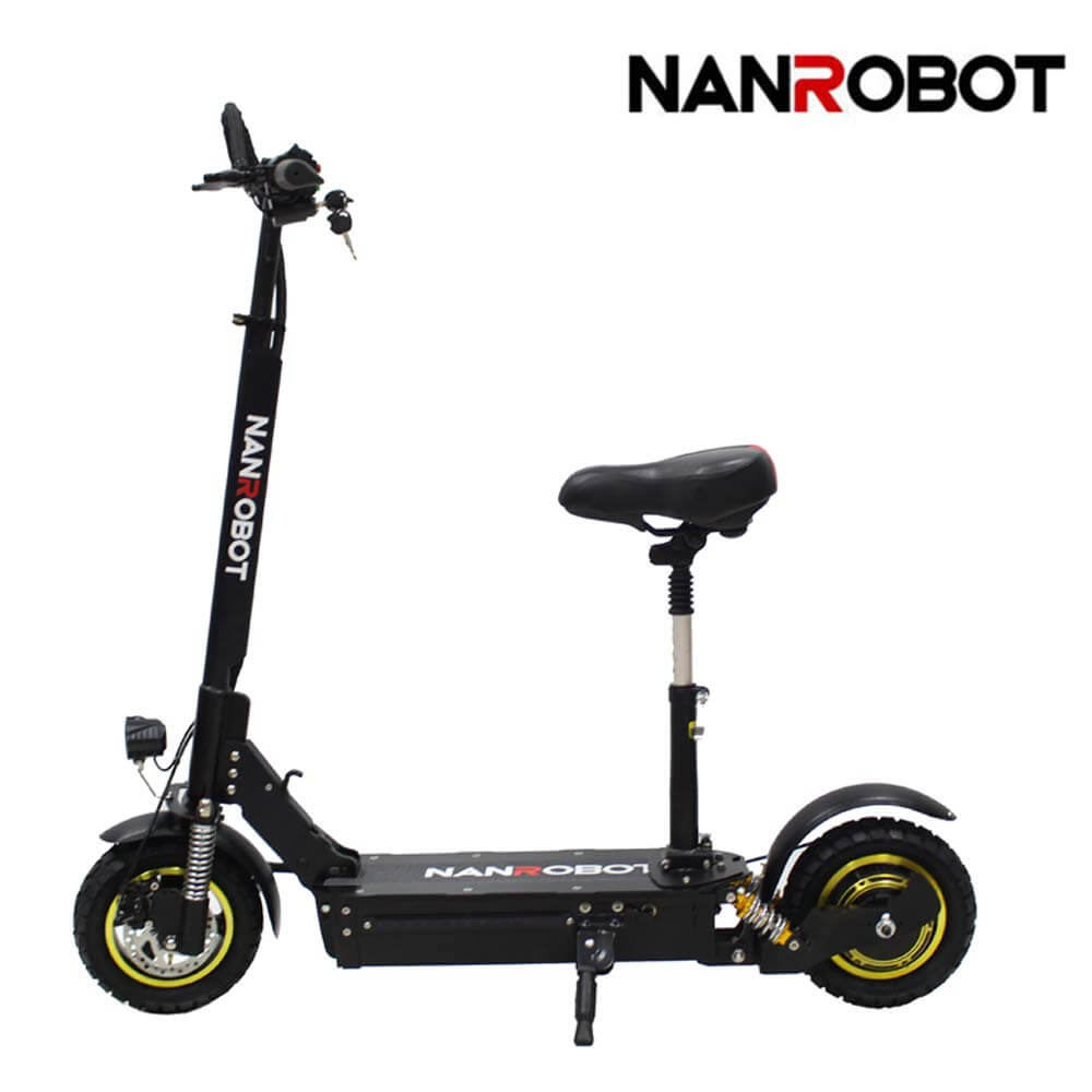 1. NANROBOT D3 Long Range Electric Scooter