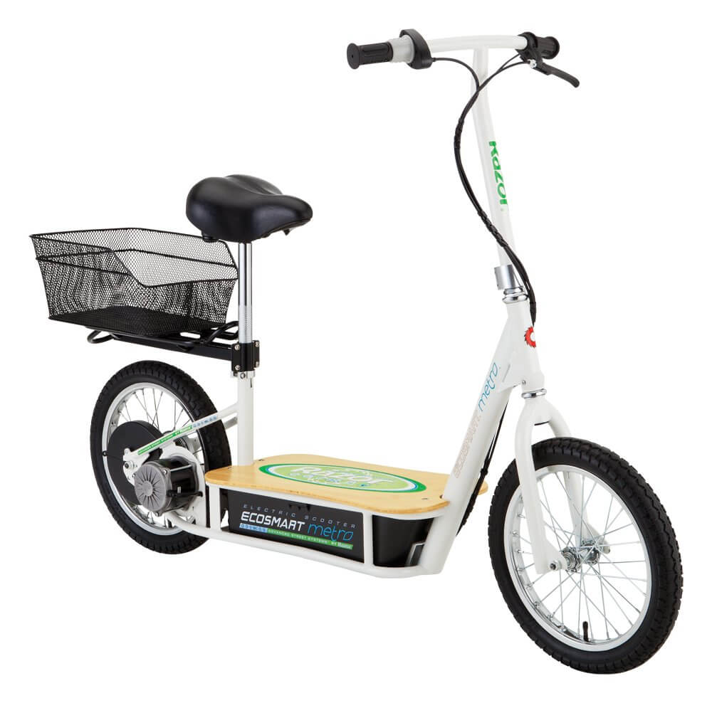 2. Razor EcoSmart Metro Electric Scooter