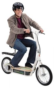Razor EcoSmart Metro Electric Scooter Review Images 2