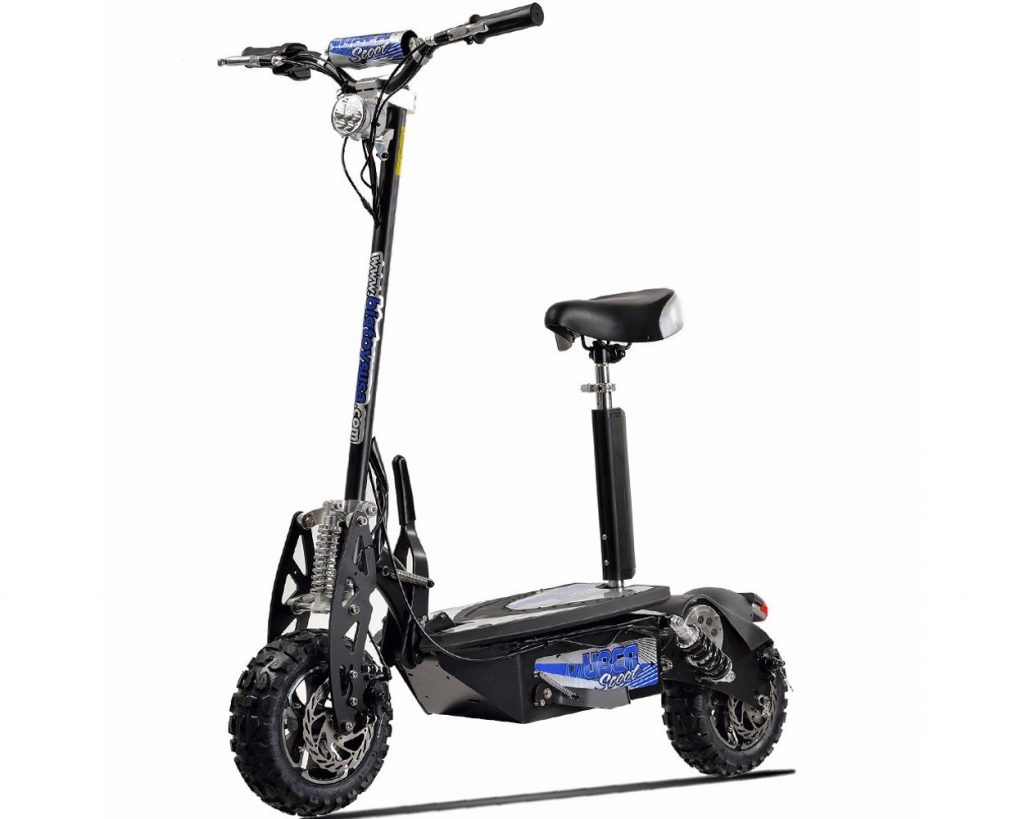 UberScoot 1600W Electric Scooter Review Image 5