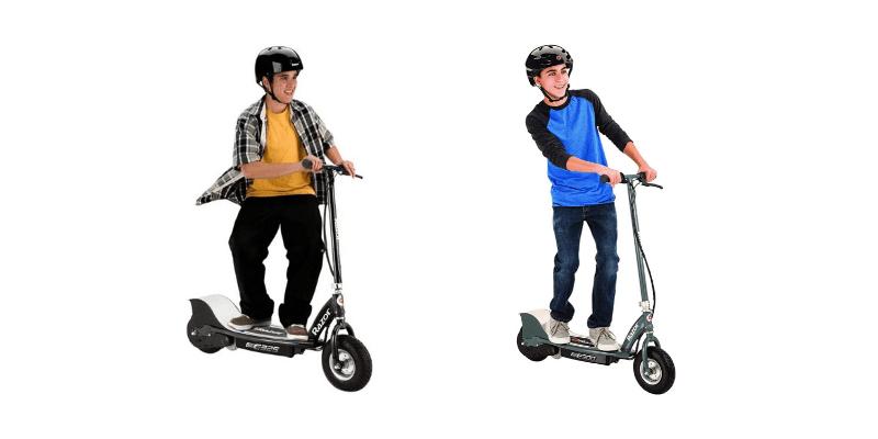Razor e300 vs e325 vs e300s