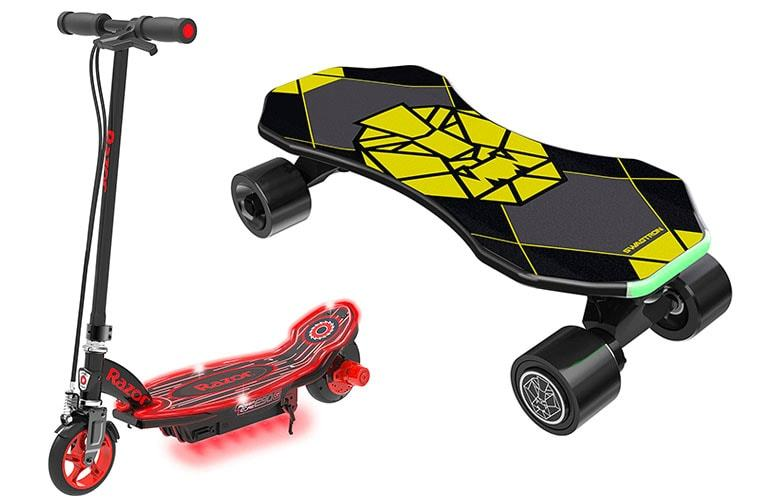Electric Scooter vs. Electric Skateboard: Which One Should You Get?
