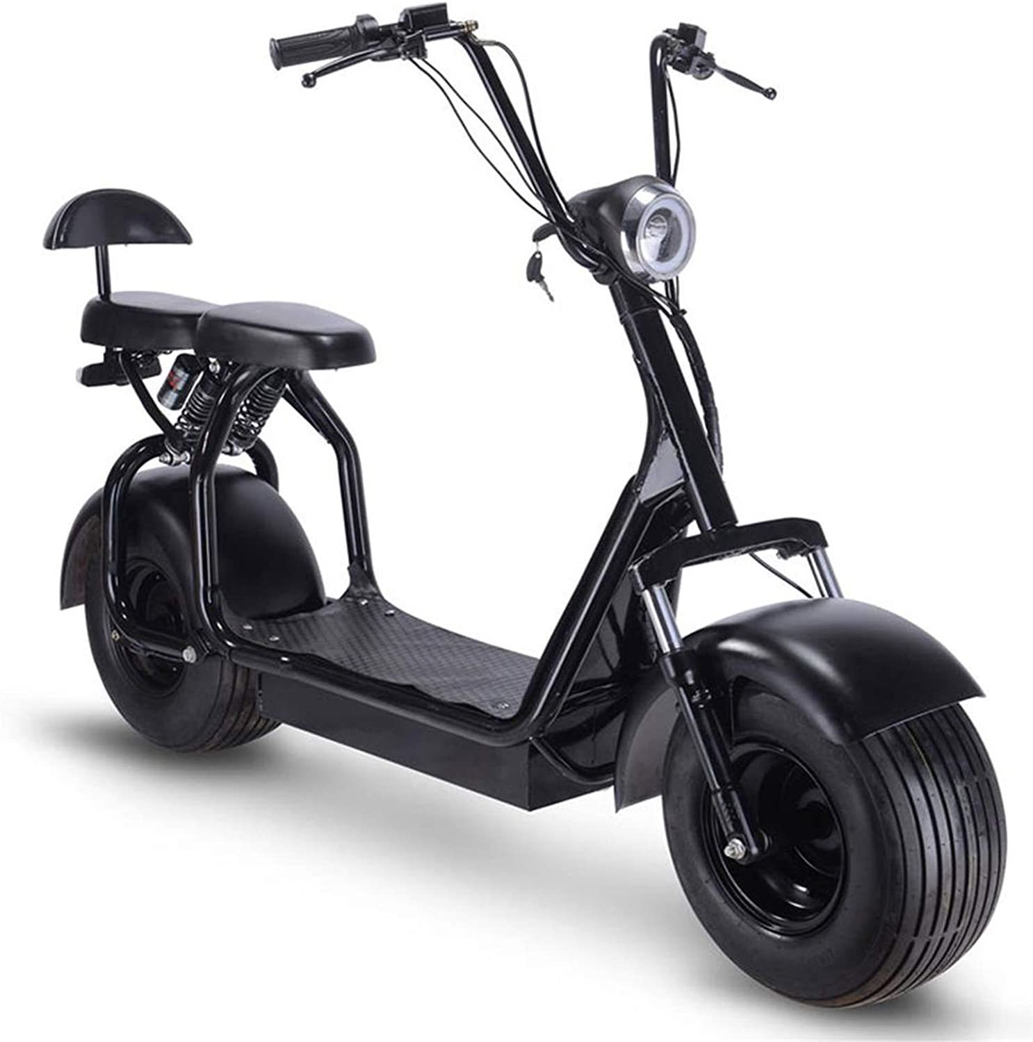 1. TOXOZERS Adult Citycoco 60v 1000W Fat Tire Scooter