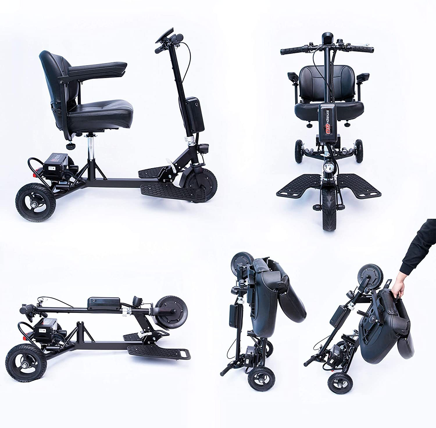 Glion Snap n Go 3- wheel mobility scooter