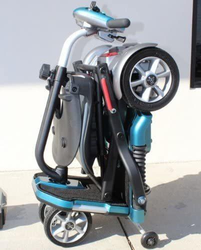 EV Rider Transport Plus-Manual folding scooter
