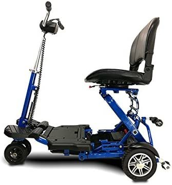 Travel Pro premium 3-wheel mobility scooter