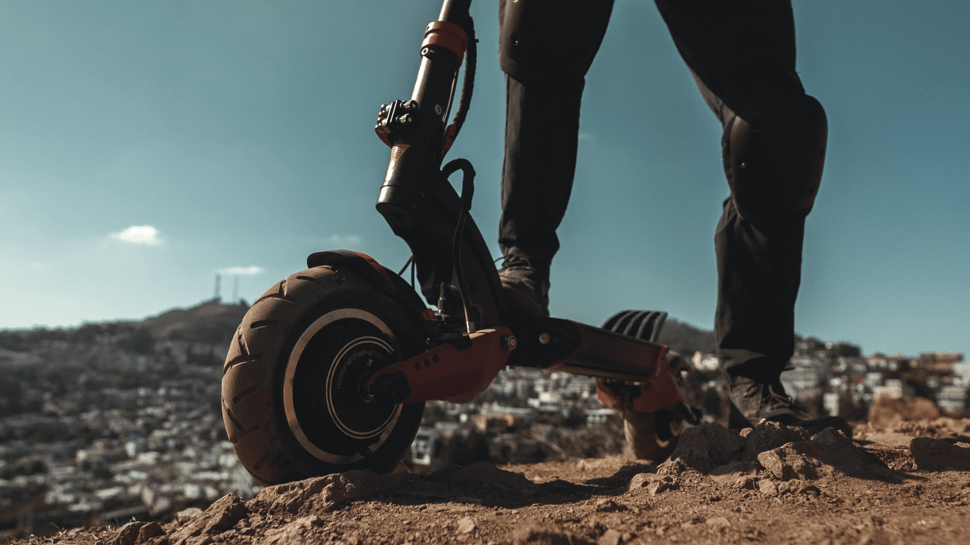 How to Prevent Flat Tires on Electric Scooters?
