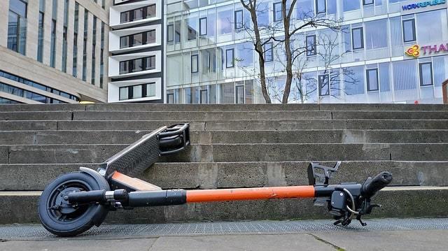 e scooter tire