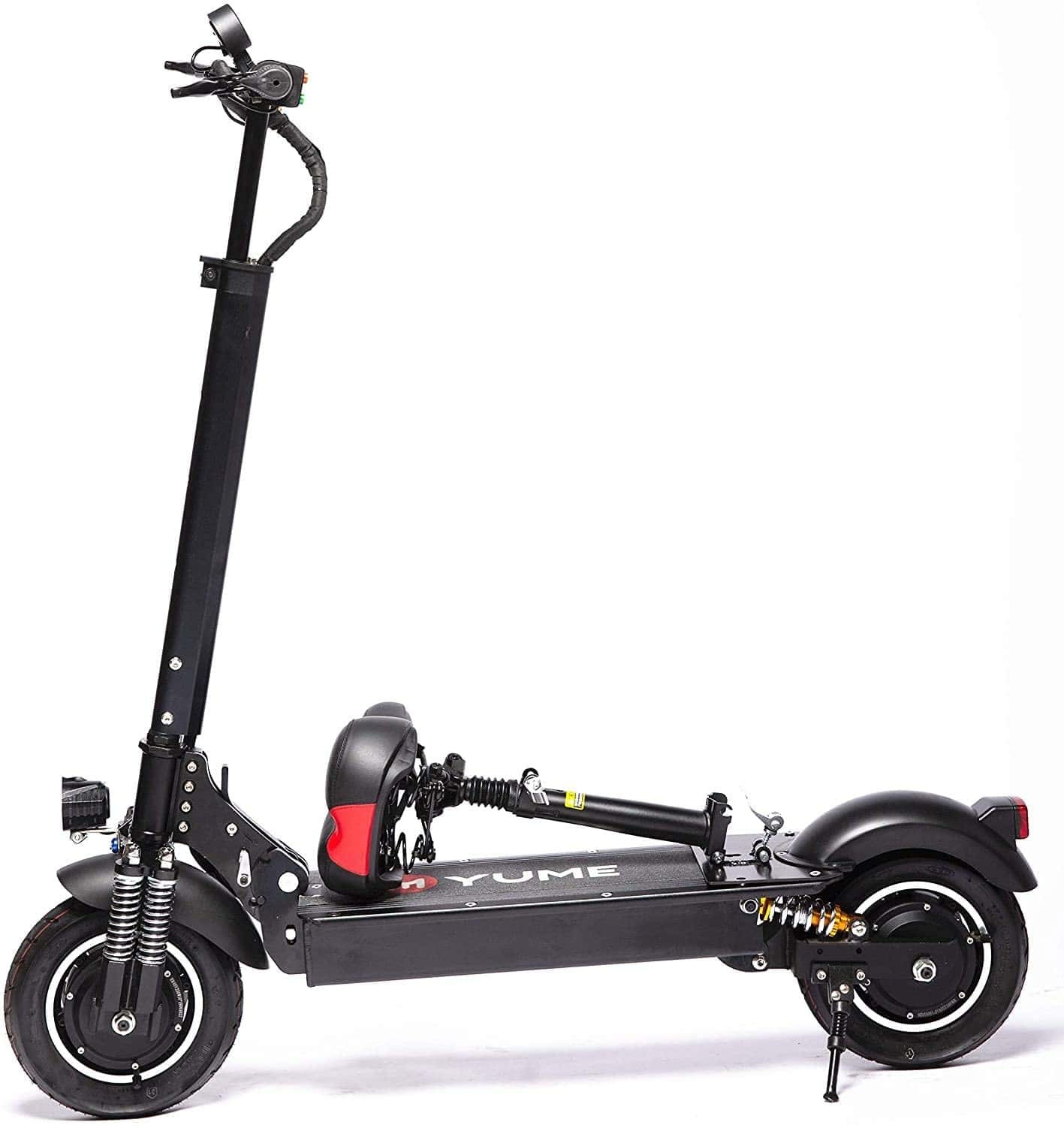 YUME D4+ Powerful Electric Scooter