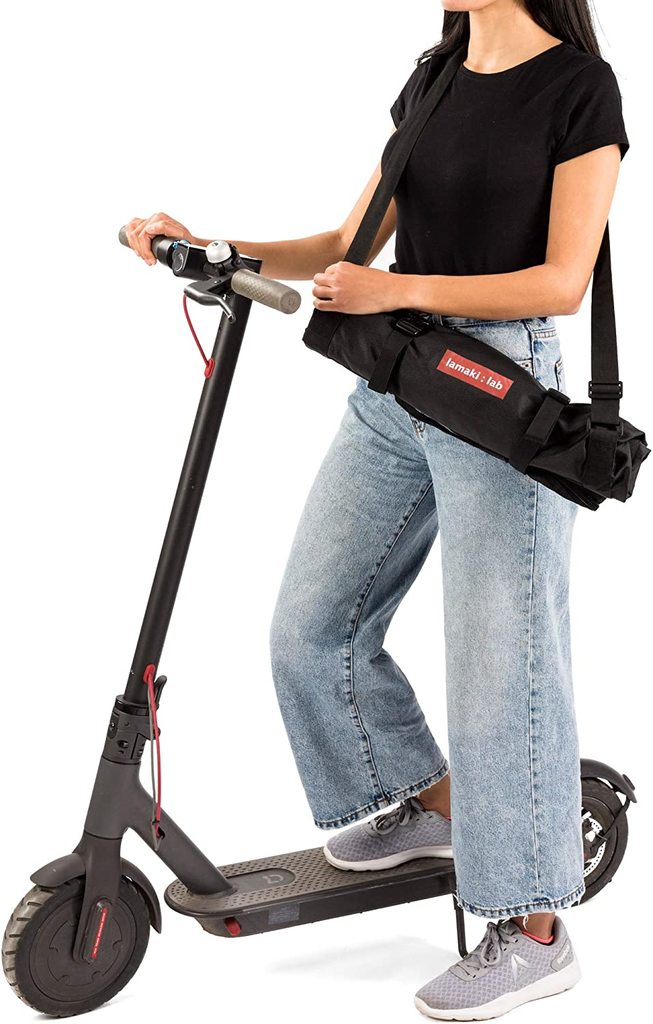 Electric Scooter Bag Storage